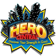 VBS 2017 Hero Central
