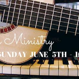 Music Ministry Sunday Worship
