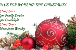 Christmas at Blaine Memorial UMC