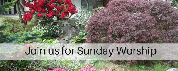 Join us Next Sunday – Oct 1st