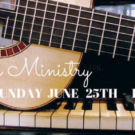 Sunday June 25th!