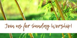 Sunday Worship June! (1)